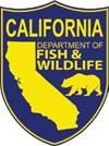 Logo: California Department of Fish & Game