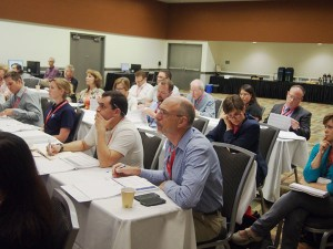 Communications Workshop at Clean Pacific 2015