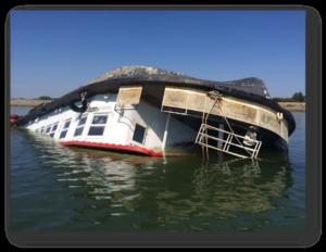 Photo: derelict vessel 2