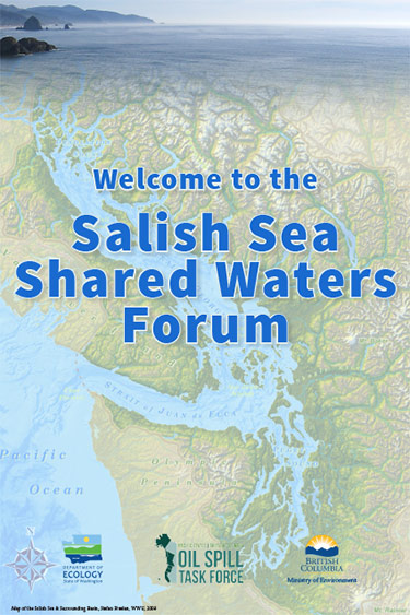Poster for Salish Sea Forum